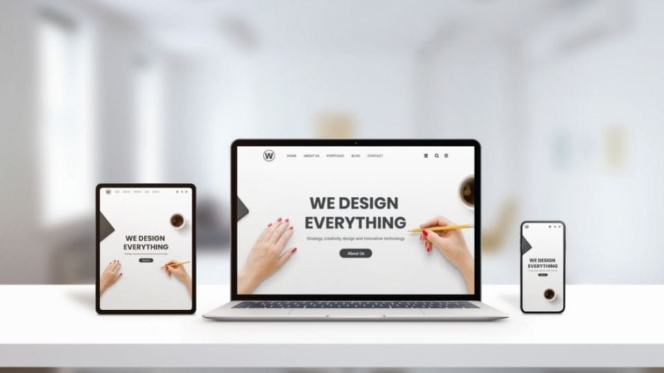 Pagina web para empresas 400€
